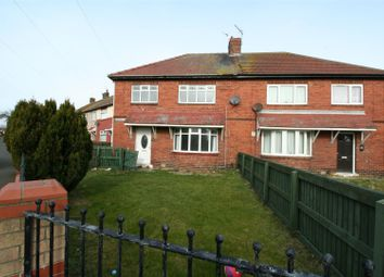 Thumbnail 3 bed semi-detached house for sale in Garside Drive, Hartlepool