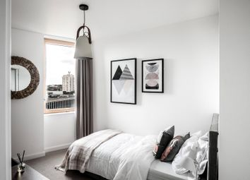 Thumbnail 1 bedroom flat for sale in Brouard Court, St Mark's Square, Bromley
