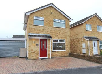 Thumbnail 3 bed detached house for sale in Meadowbank, Worle, Weston-Super-Mare