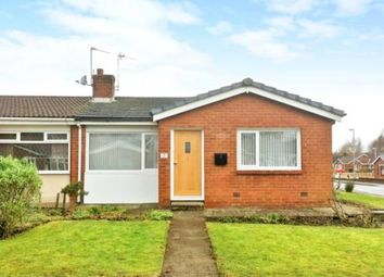 Thumbnail 2 bedroom bungalow for sale in Greenoak Drive, Worsley, Manchester, Greater Manchester
