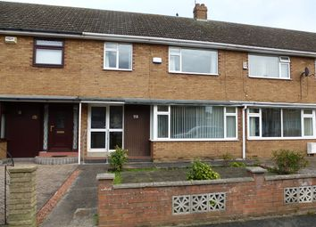 Thumbnail 3 bed terraced house for sale in Sutton House Road, Ings Road, Hull