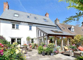 Thumbnail 4 bed detached house for sale in Gold Street, Stalbridge, Sturminster Newton, Dorset