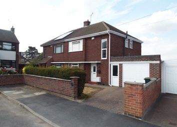 Thumbnail 3 bedroom semi-detached house for sale in Derwent Road, Whitmore Park, Coventry, West Midlands
