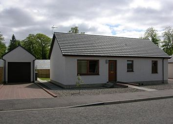 Thumbnail 2 bed bungalow to rent in Bearehill Glebe, Brechin