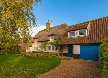Bell Hill, Histon, Cambridge CB24. 4 bed detached house for sale