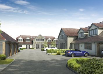 Thumbnail 3 bed end terrace house for sale in Foxholme Mews, Summersdale Road, Chichester, West Sussex