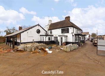 High Street, St. Albans, Hertfordshire AL2. Land for sale