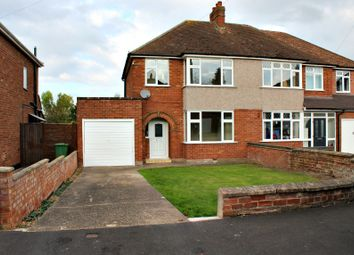 Thumbnail 3 bed semi-detached house to rent in Mollington Road, Whitnash