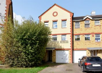 Thumbnail 4 bed property for sale in Meadow View, Chertsey