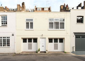Thumbnail 3 bed mews house to rent in Devonshire Mews West, London