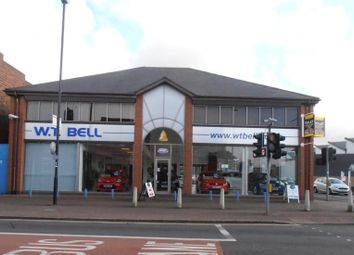 Thumbnail Commercial property for sale in W.T. Bell Premises, Waterloo Road, Stoke-On-Trent, Staffordshire