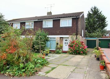 Thumbnail 4 bedroom semi-detached house for sale in Brandles Road, Letchworth Garden City