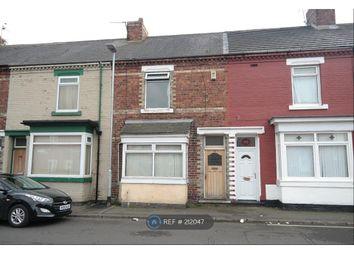 Thumbnail 2 bedroom terraced house to rent in Peel Street, Stockton-On-Tees