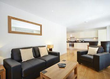 Thumbnail 1 bedroom flat to rent in Lexington Apartments, Slough