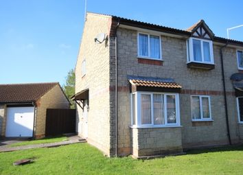 Thumbnail 4 bed semi-detached house for sale in Bagborough Drive, Bridgwater