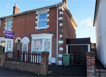 Thumbnail 3 bed semi-detached house for sale in Market Street, Eastleigh