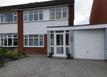 Thumbnail 3 bedroom semi-detached house for sale in Hillman, Glascote, Lakeside, Tamworth
