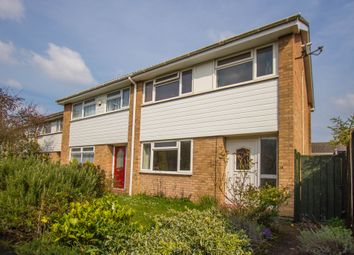 Thumbnail 3 bedroom semi-detached house for sale in Ashvale, Cambridge