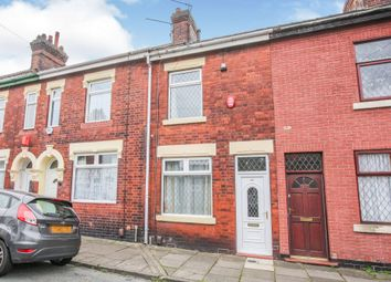 Thumbnail 2 bed terraced house for sale in Ashworth Street, Fenton, Stoke-On-Trent