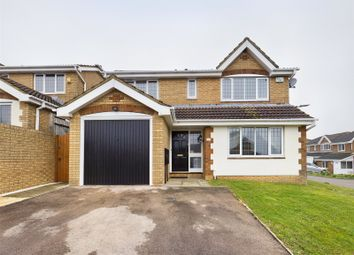 Thumbnail 4 bed detached house for sale in Augustus Way, Lydney, Gloucestershire