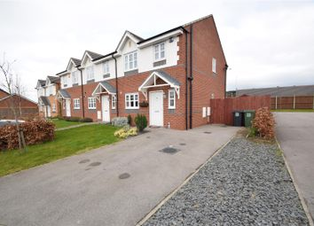 Thumbnail 3 bed end terrace house for sale in Hutchinson Close, Prenton