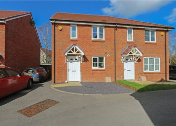 Thumbnail 2 bed semi-detached house for sale in Baddesley Close, North Baddesley, Southampton, Hampshire