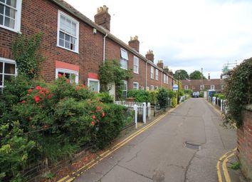 Thumbnail 2 bed terraced house to rent in Jubilee Terrace, Norwich