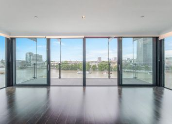 Thumbnail 2 bed flat for sale in Merano Residences, 30 Albert Embankment, London