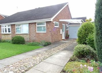 Thumbnail 2 bed semi-detached bungalow to rent in Balliol Road, Burbage, Hinckley
