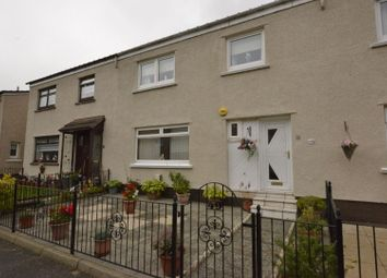 Thumbnail 3 bed terraced house for sale in Craigiehall Place, Glasgow