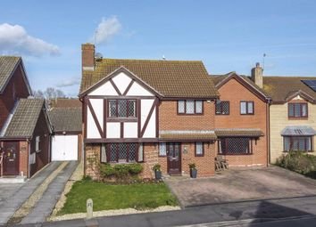 Thumbnail 5 bed detached house for sale in Brampton Way, Portishead, North Somerset