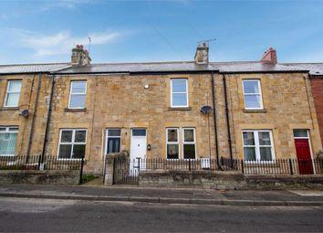 Thumbnail 2 bed terraced house for sale in Vindomora Road, Consett, Durham