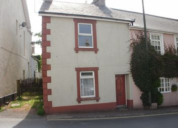Thumbnail 2 bed end terrace house to rent in South Street, Torquay, Devon
