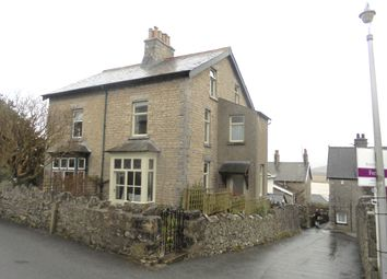 Thumbnail 4 bed semi-detached house for sale in Church Hill, Arnside