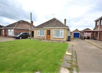 Thumbnail 3 bedroom detached bungalow for sale in Hillgate Street, Terrington St. Clement, King's Lynn