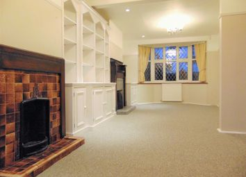 Thumbnail 3 bed semi-detached house to rent in The Glade, Stoneleigh, Epsom