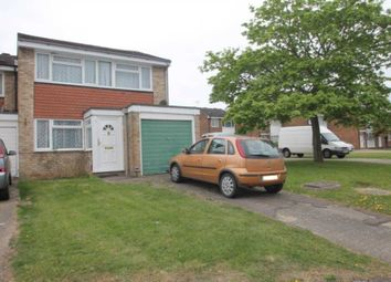 Thumbnail 3 bed end terrace house for sale in Coleridge Crescent, Hemel Hempstead