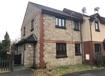 Thumbnail 1 bed terraced house to rent in Pines Close, Wincanton