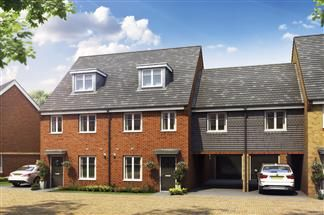 Thumbnail 3 bed semi-detached house for sale in The Beech, Cloverfields, Didcot, Oxfordshire