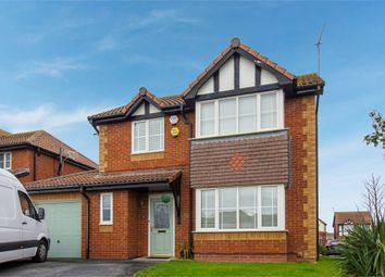Thumbnail 4 bed detached house for sale in Llys Aled, Prestatyn, Denbighshire