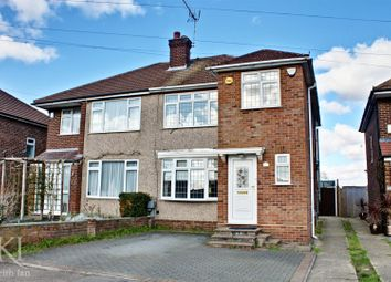 Thumbnail 3 bed semi-detached house for sale in Palmers Way, Cheshunt, Waltham Cross
