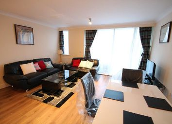 Thumbnail 1 bed flat to rent in Regent Court, 1 North Bank, London