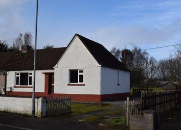 Thumbnail 3 bed semi-detached bungalow for sale in Cargenbridge Avenue, Dumfries