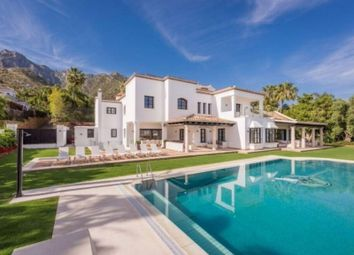 Thumbnail 9 bed villa for sale in Sierra Blanca, Marbella Golden Mile, Malaga, Spain