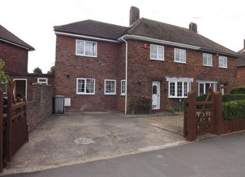 Thumbnail 3 bed semi-detached house for sale in Monks Dyke Road, Louth