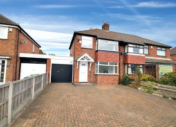Thumbnail 3 bed semi-detached house for sale in Whitesands Road, Lymm