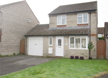 Thumbnail 3 bed detached house for sale in Hyatt Place, Shepton Mallet