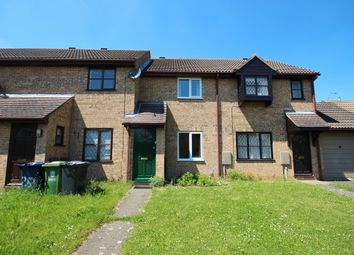 Thumbnail 2 bedroom terraced house to rent in The Rowans, Milton, Cambridge