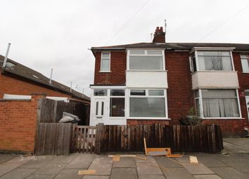 3 bed end terrace house to rent in Fairfax Road, Off Gipsy Lane, Leicester LE4