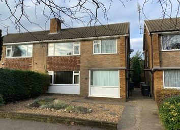 Thumbnail 2 bed flat to rent in Sunningdale, Luton